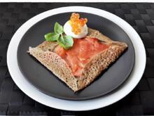 Bretonische Galette - En Klassiker der französischen Küche - Rezept - Bild Nr. 10048