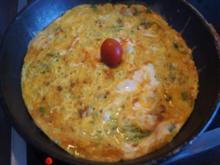 Herzhaftes Omelett - Rezept - Bild Nr. 2