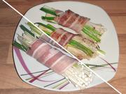 Enoki-Pilze im Bacon-Mantel - Rezept - Bild Nr. 2