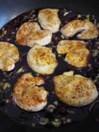 Möhrengemüse mit Hähnchen und Reis - Rezept - Bild Nr. 2