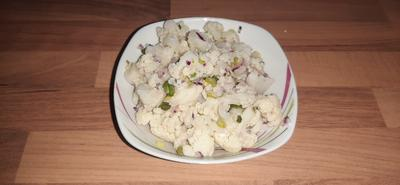 Rezept: Blumenkohl-Salat