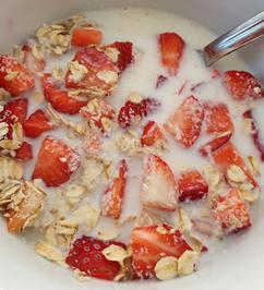 Erdbeer-Kokos-Müsli - Rezept - Bild Nr. 3