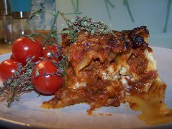 Cannelloni überbacken - Rezept - Bild Nr. 10056