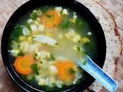 Leichte Spargelsuppe mit Karotten - Rezept - Bild Nr. 2