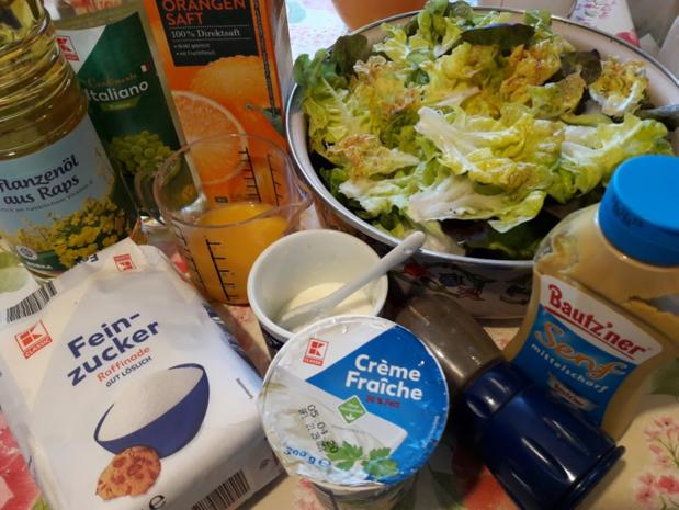 Salat - Rezept - Bild Nr. 4