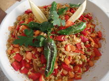 Gemüse-Paella - Rezept - Bild Nr. 10101