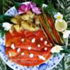 Pangasius-Filet in exotischer Guaven-Kokosnuss-Sauce - Rezept - Bild Nr. 2