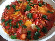 Chorizo-Shakshuka - Rezept - Bild Nr. 10128