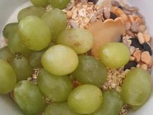 Trauben-Müsli - Rezept - Bild Nr. 2