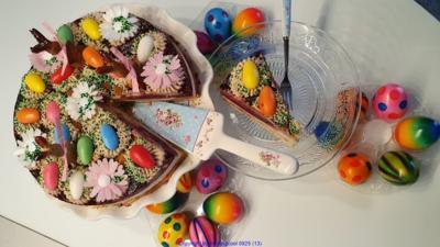 Eine luftige und fruchtige Torte zum Osterfest = kochbar Challenge 4.0 (April 2020) - Rezept - Bild Nr. 16
