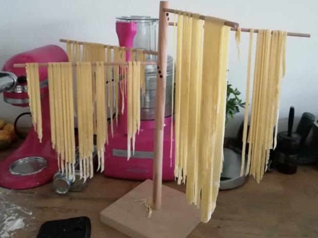 Frische Pasta - Nudelteig selber machen - Rezept - Bild Nr. 3