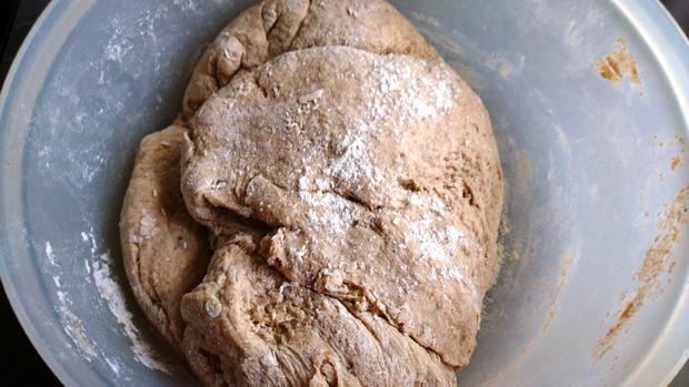 Kartoffel-Dinkel Vollkornbrot - Rezept - Bild Nr. 6