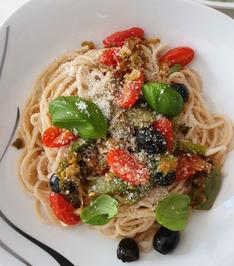 Pasta mit Gemüse - Rezept - Bild Nr. 2