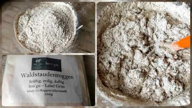 Waldstauden - Roggenbrot - Rezept - Bild Nr. 8
