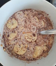 Schoko-Bananen Müsli - Rezept - Bild Nr. 2
