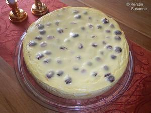 Kirsch-Quark-Kuchen - Rezept - Bild Nr. 2