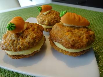 Carrot-Whoopie-Pies - Rezept - Bild Nr. 2