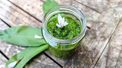 Bärlauch - Pesto - Rezept - Bild Nr. 2