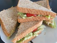 Avocado-Sandwich - Rezept - Bild Nr. 2