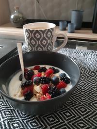 Beeren-Nuss-Joghurt - Rezept - Bild Nr. 2