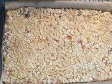 Streuselkuchen mit Pudding Füllung - Rezept - Bild Nr. 2