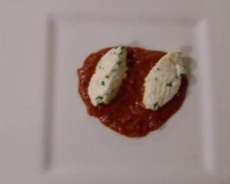 Ravioli auf Tomatensugo - Rezept