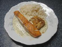 Fisch in Kräutersoße - Rezept - Bild Nr. 2