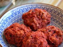 Rote-Bete-Falafel - Rezept - Bild Nr. 2