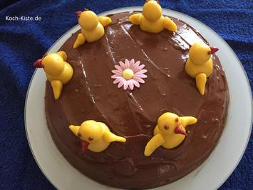 Oster Nutella Torte - Rezept - Bild Nr. 10183
