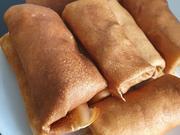 Gefüllte Pfannkuchen süß & pikant - Rezept - Bild Nr. 2