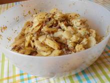 Kartoffelsalat mit Oel und Essig - Rezept - Bild Nr. 10267