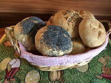 Buttermilch-Brötchen - Rezept - Bild Nr. 2