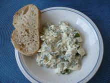 Leckerer Schnittlauch - Salat - Rezept - Bild Nr. 2