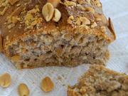 Kuchen: Erdnuss-Bananenbrot - Rezept - Bild Nr. 2