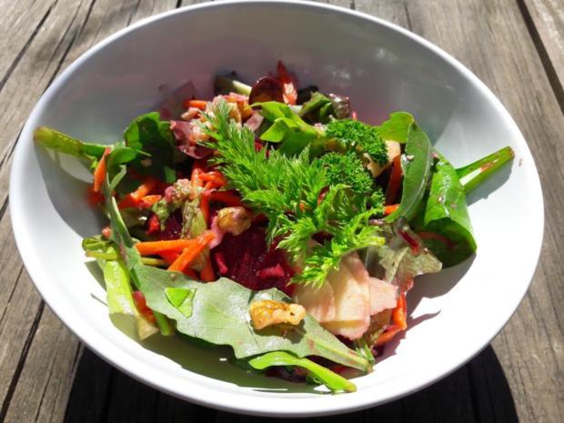 Rote Beete Salat - Rezept - Bild Nr. 2