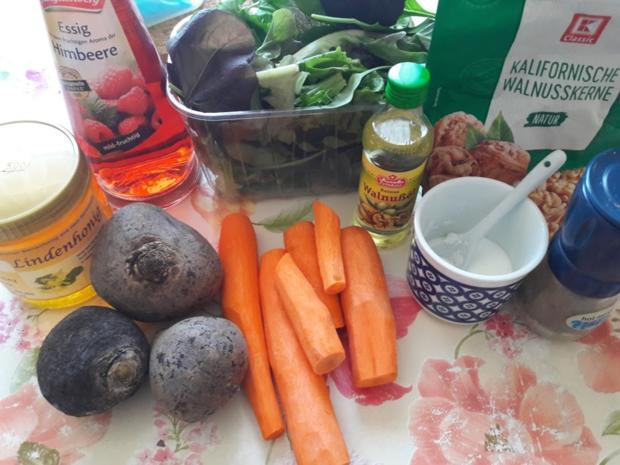 Rote Beete Salat - Rezept - Bild Nr. 3
