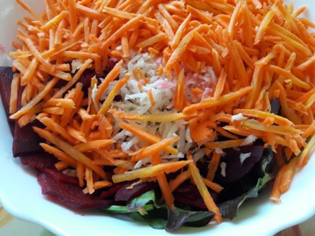 Rote Beete Salat - Rezept - Bild Nr. 5