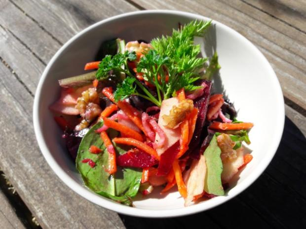 Rote Beete Salat - Rezept - Bild Nr. 10