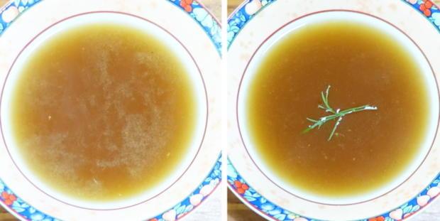 Zweigesichtige Nudeln mit Schweinefleisch - Rezept - Bild Nr. 6