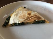 Quesadilla mit Spinat - Rezept - Bild Nr. 11