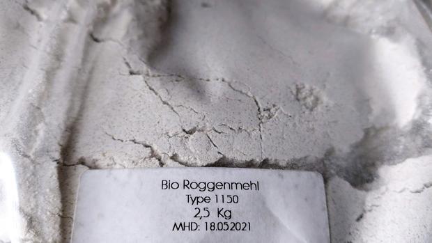 Starterkulter - Sauerteig aus Roggenmehl - Rezept - Bild Nr. 2