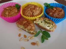 Feta-Zucchini-Muffins - Rezept - Bild Nr. 10303