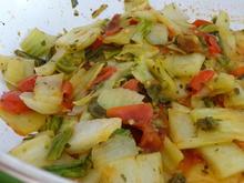 Pfannengericht: Pak Chio-Pfanne - Rezept - Bild Nr. 2