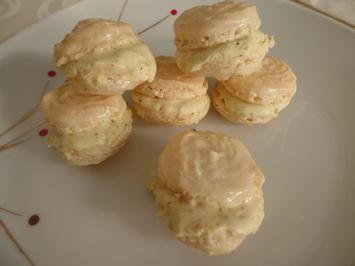 Frozen Macarons - Rezept - Bild Nr. 10305