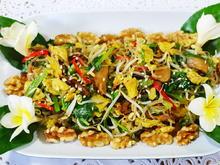 Mais-Glasnudeln mit Gemüse und Pilzen ala Sriwidi - Rezept - Bild Nr. 2