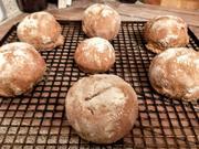 Dunkle Weizenbrötchen - Rezept - Bild Nr. 2