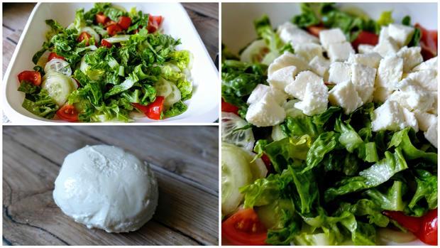 Bunter Salat - Rezept - Bild Nr. 4
