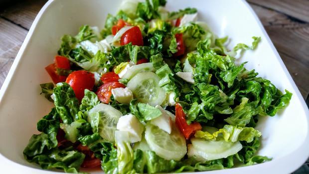 Bunter Salat - Rezept - Bild Nr. 5