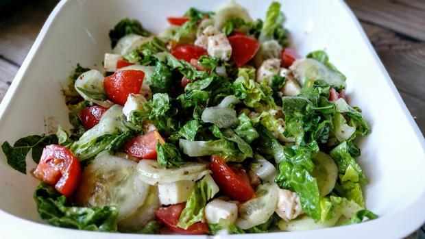 Bunter Salat - Rezept - Bild Nr. 8