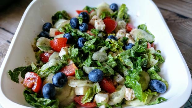 Bunter Salat - Rezept - Bild Nr. 7